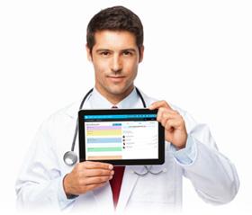 Acessível em PC, Mac, tablets e smartphones